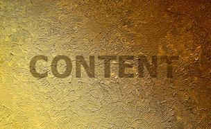 Content ist das neue Gold: Faktoren fuer ein erfolgreiches Content Marketing mittels neuer nativer Formate
