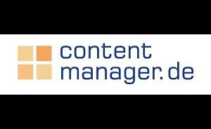 Contentmanager Medienpartner CMCX 2017