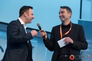 Intro: René Kühn eröffnet die CMCX 2016 in München