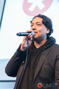 Cherno Jobatey - Moderator des Panels Digital Marketing 2020 auf der Waldorf Stage