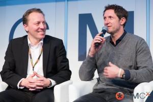 Panel Digital Marketing 2020: Ulf Heyden - BurdaForward und Jörg Binnenbrücker - Capnamic Ventures