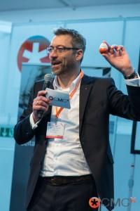 Alexander Wunschel - Moderator auf der Statler Stage