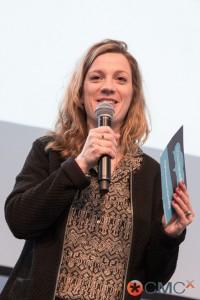 Svenja Teichmann - Moderatorin auf der Statler Stage