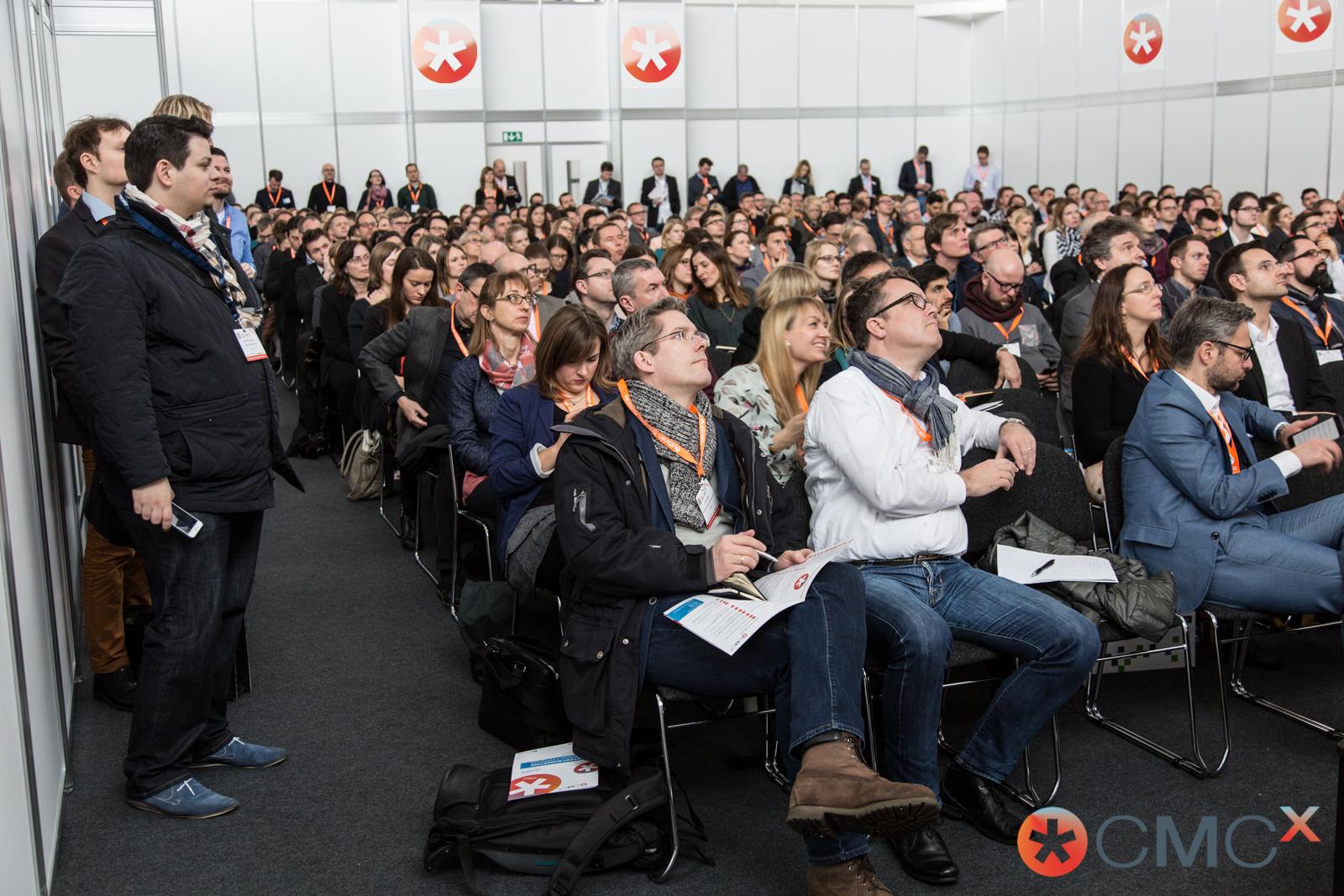 Eure Speaker auf der CMCX 2017 –<br> Teil 1