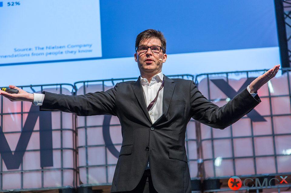 Startschuss für die CMCX 2018 – Euer wichtigster Content-Marketing Termin