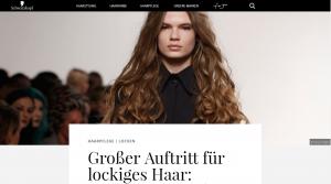 schwarzkopf.de von Henkel im November 2017