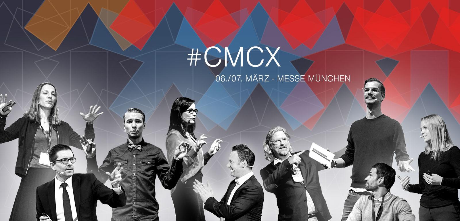 CMCX 2018 - das Content-Marekting Event