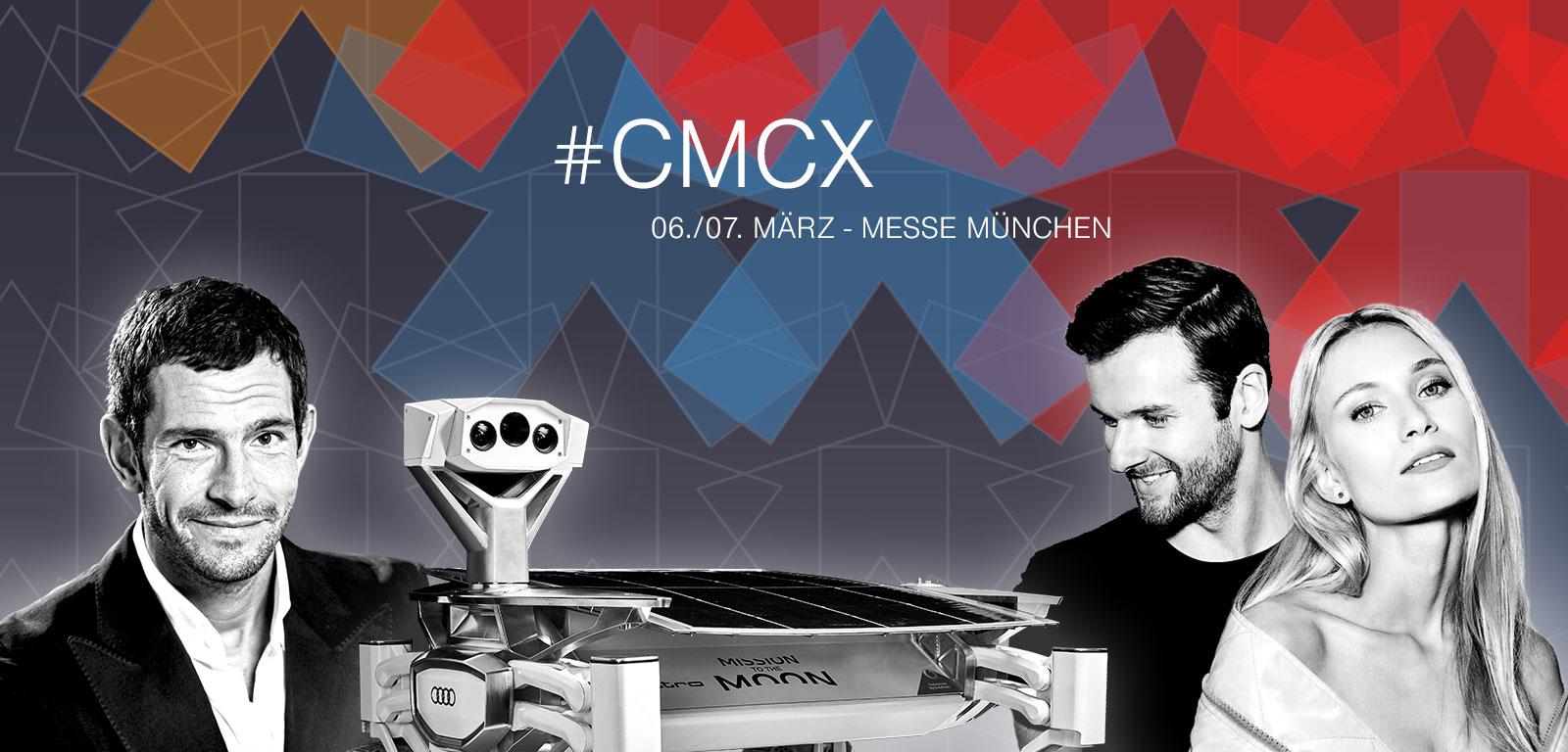 ✋ Euch erwartet ein wahres Best-of Content-Marketing: Die Top 5 plus 1 Highlights der CMCX 2018