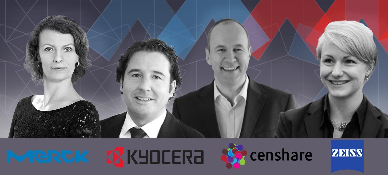 B2B-Special: Merck, Kyocera, censhare und Zeiss zeigen, was im Content-Marketing möglich ist