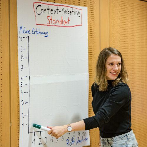 Content-Marketing Workshops auf der CMCX