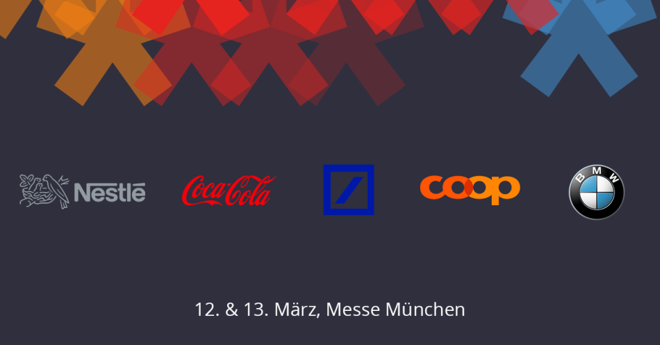 ?️ Die ersten CMCX-Top-Speaker 2019: BMW, Coca-Cola, Deutsche Bank, Nestlé und Coop vermitteln Content-Marketing Insights