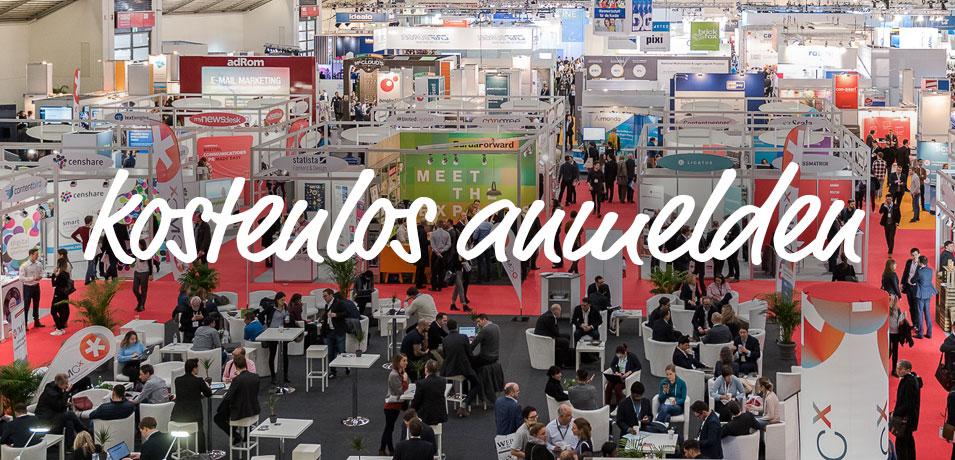 🆓 Jetzt für die einzige Content-Marketing Messe anmelden: Trefft die versammelte Branche in München