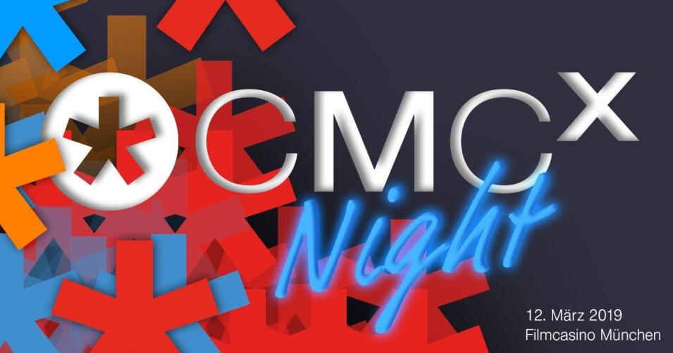 🎇 🎉 CMCX-NIGHT 2019 - das größte Networking-Event der Content-Marketing Branche