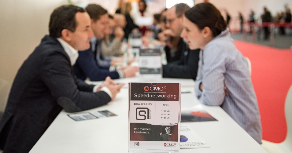 Speednetworking 2019 powered by Supertext