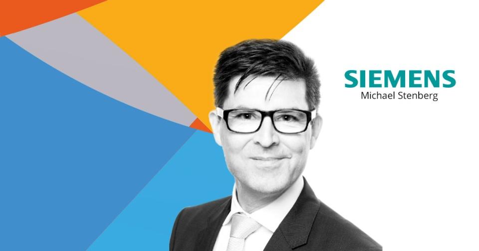 Welche Rolle Content-Marketing im B2B-Vertrieb spielt – Siemens HoD Michael Stenberg im Interview