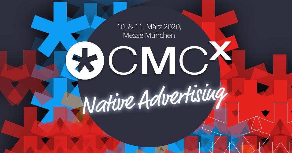 CMCX führt Native Ads Camp 2020 weiter – Native Advertising wird für Content-Marketing unverzichtbar