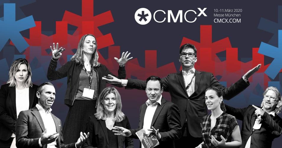 Mit diesen Argumenten schickt Dich Dein Chef auf die CMCX 2020