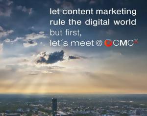 Die Content-Marketing Conference & Exposition 2016: Was Ihr jetzt zur #CMCX wissen solltet