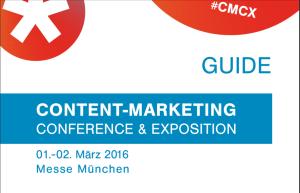 Content-Marketing für die Hände: #CMCX-Guide zum Download