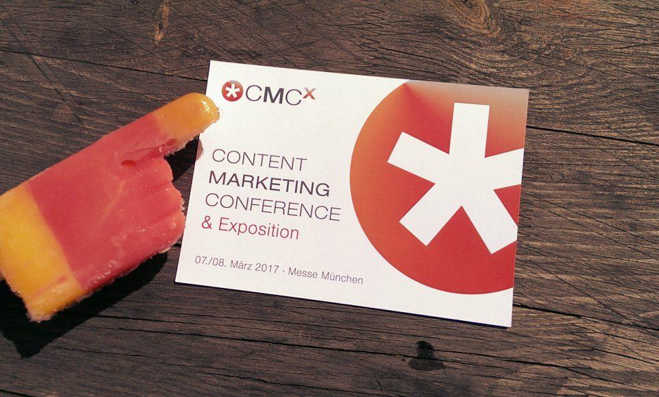 Startschuss für die CMCX 2017 – Der Pflichttermin für die Marketingbranche