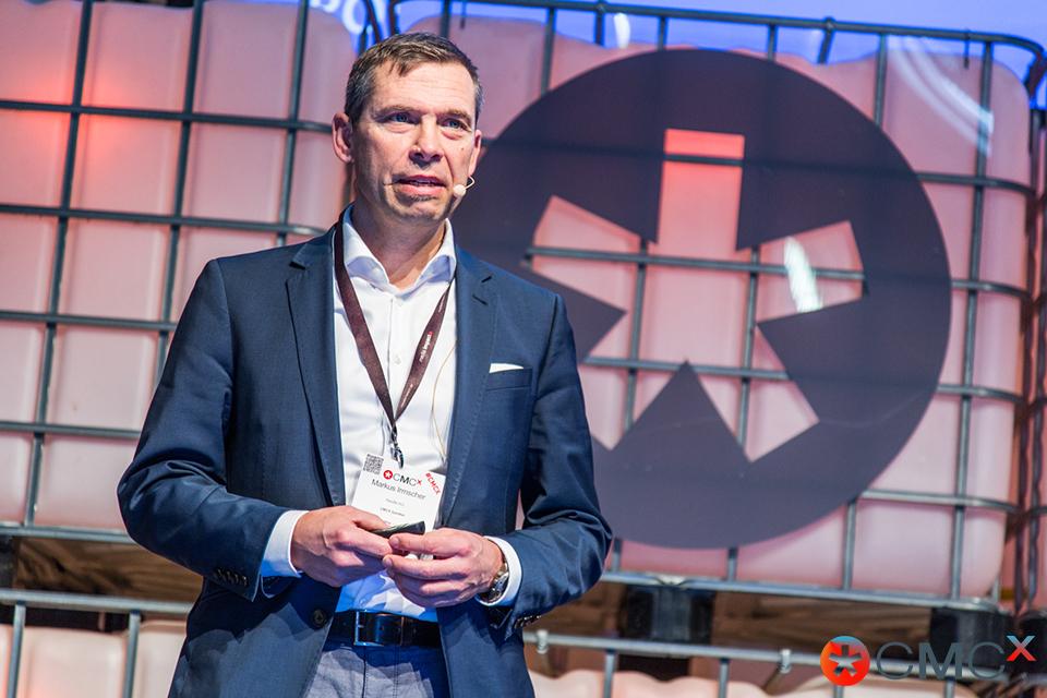 Interview mit Dr. Markus Irmscher von Nestlé auf der CMCX 2017
