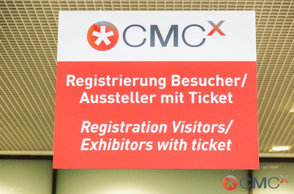 Content-Marketing Messe: Kostenlose Messeregistrierung für die CMCX eröffnet